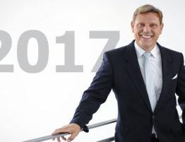 Rekordumsatz 2017