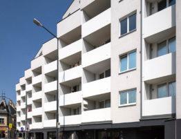 Wohnhausanlage 1210