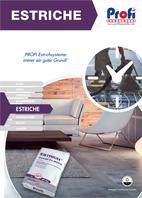 PROFI Estrich Folder 2018