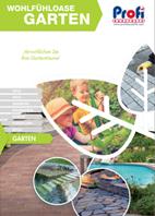 PROFI Garten Folder 2018