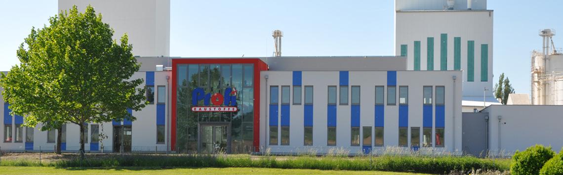 Firmengebäude Ernstbrunn
