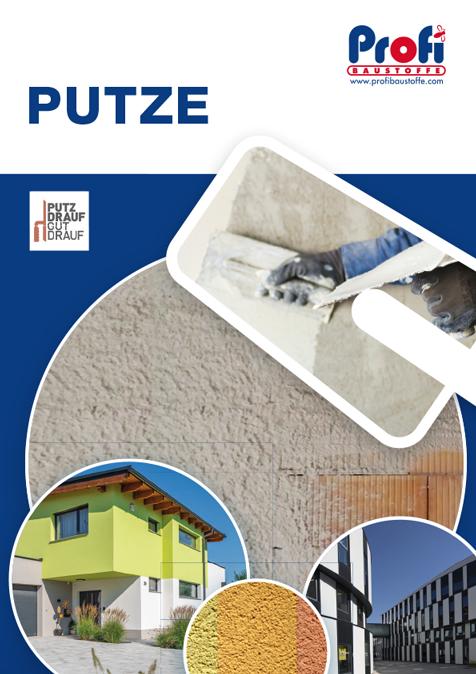 PROFI Putze Folder 2018