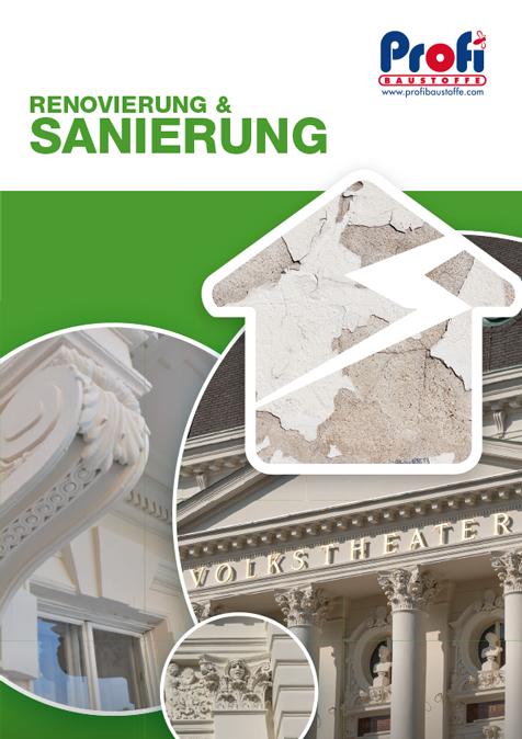 PROFI Sanierung Folder 2018